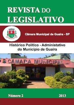 Revista do Legislativo n. 01/2008