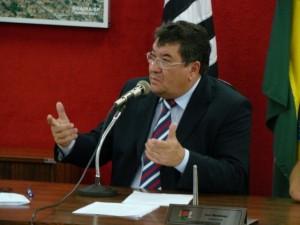 Presidente da Câmara, José Mendonça