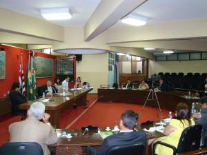 Câmara Municipal realizou sessão ordinária