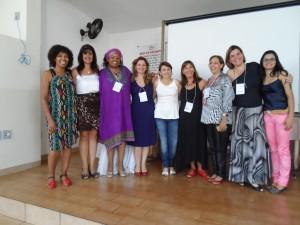 Vereadora Susete Barini presente no Forum Mulher